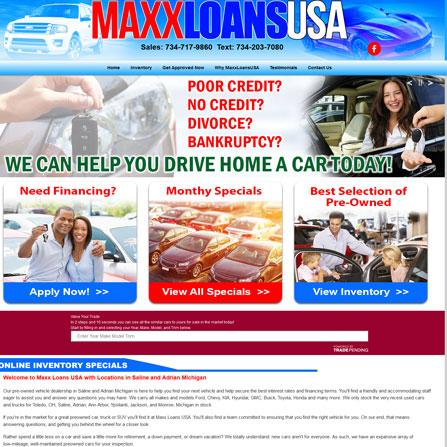 Mobile loans pre selection